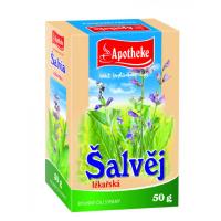 APOTHEKE Sypaný čaj Šalvěj lékařská 50 g
