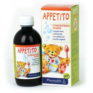 PHARMALIFE Appetito roztok při problémech s trávením 200 ml