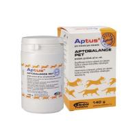 APTUS Aptobalance Pet prášek pro psy a kočky 140 g