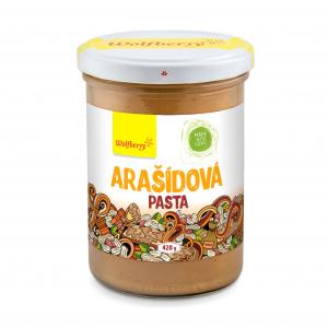 WOLFBERRY Arašídová pasta 420 g