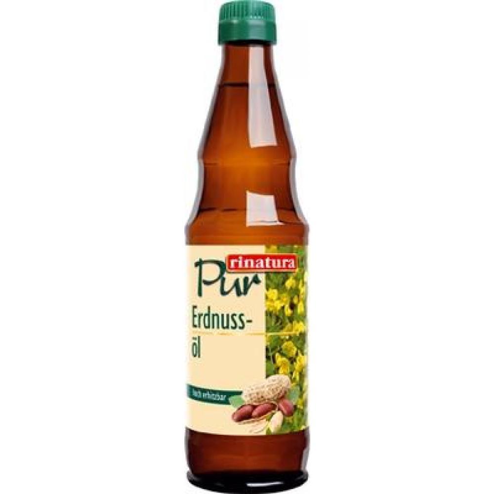RINATURA PUR Arašídový olej 500 ml