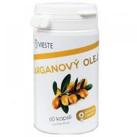 VIESTE Arganový olej 60 kapslí