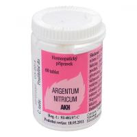 ARGENTUM NITRICUM AKH C56-C211-C313 60 tablet