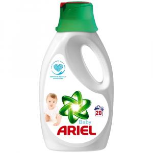 ARIEL Baby Tekutý Prací Prostředek 1,3 l 20 Praní