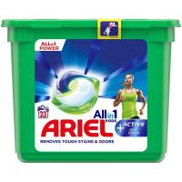 ARIEL Allin1 Active Deo-Fresh Kapsle na praní 23 PD