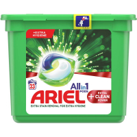 ARIEL Allin1 Extra Clean Power Kapsle na praní 23 PD