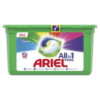 ARIEL kapsle Allin1 Pods Color 40 PD
