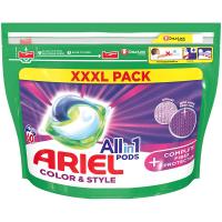 ARIEL Allin1 Color & Style + Complete Fiber Protection Kapsle na praní 60 PD