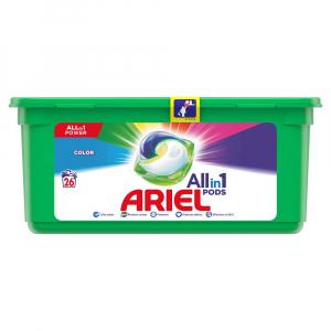ARIEL kapsle Allin1 Pods Color 26 PD