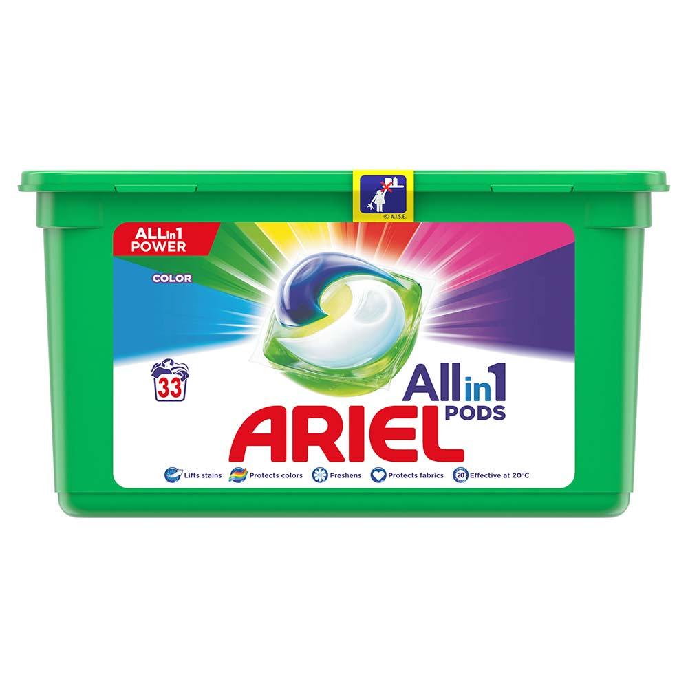 ARIEL kapsle Allin1 Pods Color 33 PD