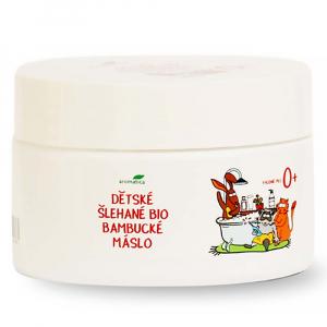 AROMATICA Dětské šlehané BIO bambucké máslo 200 ml