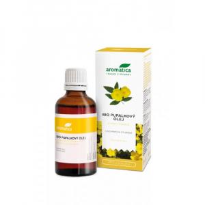 AROMATICA Pupalkový olej s beta-karotenem a vitamínem E100 ml