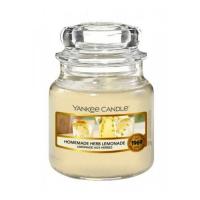 YANKEE CANDLE Classic malý Svíčka Homemade Herb Lemonade 104 g