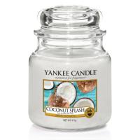 YANKEE CANDLE Classic střední Svíčka Coconut Splash 411 g