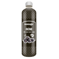 NONAGE Aróniový ovocný sirup 330 ml BIO