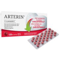 ARTERIN 120 tablet