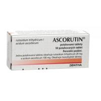 ASCORUTIN 50 potahovaných tablet