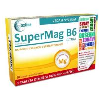 ASTINA SuperMag B6 citrát 30 tablet