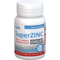 ASTINA Superzinc chelát 90 tablet