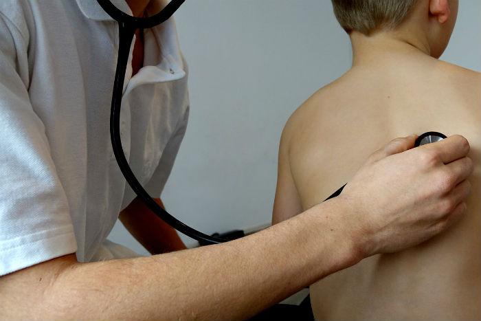 Astma bronchiale (zánět průdušek)