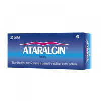 ATARALGIN 325 mg 20 tablet