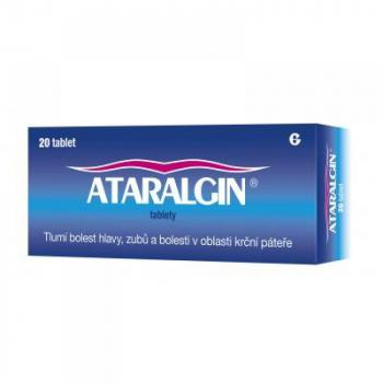 ATARALGIN 325 mg 20 tablet