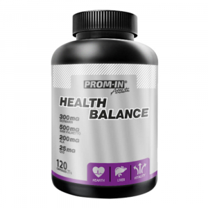 PROM-IN Athletic Line Health Balance 120 kapslí