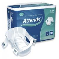 ATTENDS Slip active 10 absorpční kalhotky vel. L 28 ks
