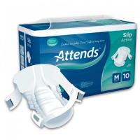 ATTENDS Slip active 10 absorpční kalhotky vel.M 28 ks