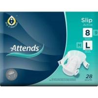 ATTENDS Slip active 8 absorpční kalhotky vel. L 28 ks