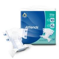 ATTENDS Slip regular 10 absorpční kalhotky vel. XL 14 ks