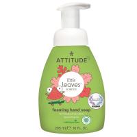 ATTITUDE Little leaves dětské pěnivé mýdlo na ruce s vůní melounu a kokosu 295 ml