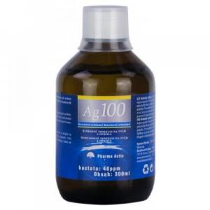 PHARMA ACTIV Koloidní stříbro Ag 100 40 ppm 300 ml