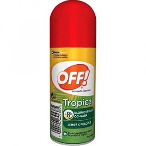OFF! Tropical Rychelschnoucí spray 100 ml