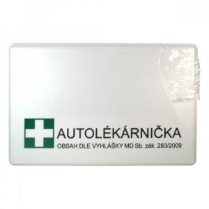 Autolékárnička textilní OMAT vel.I 216/2010