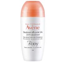 AVÈNE Body 24h Roll-on deodorant 50 ml