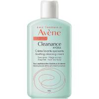 AVÈNE Cleanance Hydra Zklidňující mycí krém 200 ml