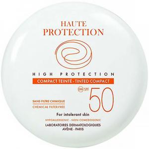 AVÈNE Kompaktní make-up SPF 50 Tmavý odstín 10 g