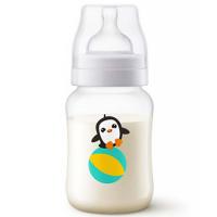 PHILIPS AVENT Láhev Anti-colic tučňák 260 ml