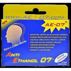 ANTIETHANOL 07 AE-07 10 kapslí