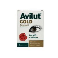 AVILUT Gold Recordati 60 kapslí
