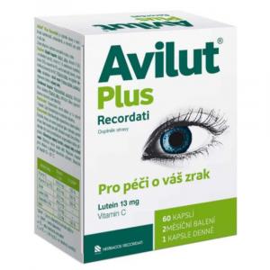 AVILUT Plus Recordati 60 kapslí