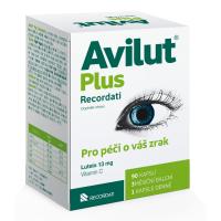AVILUT Plus recordati 90 kapslí