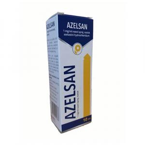 AZELSAN Nosní sprej 1 mg 10 ml