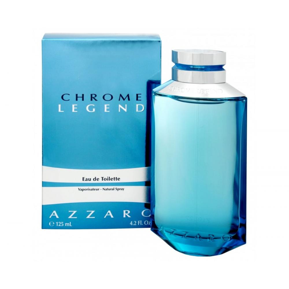 AZZARO Chrome Legend Toaletní voda 125 ml