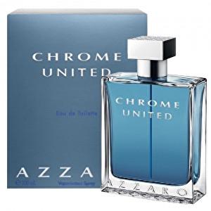 Azzaro Chrome United Toaletní voda 100ml