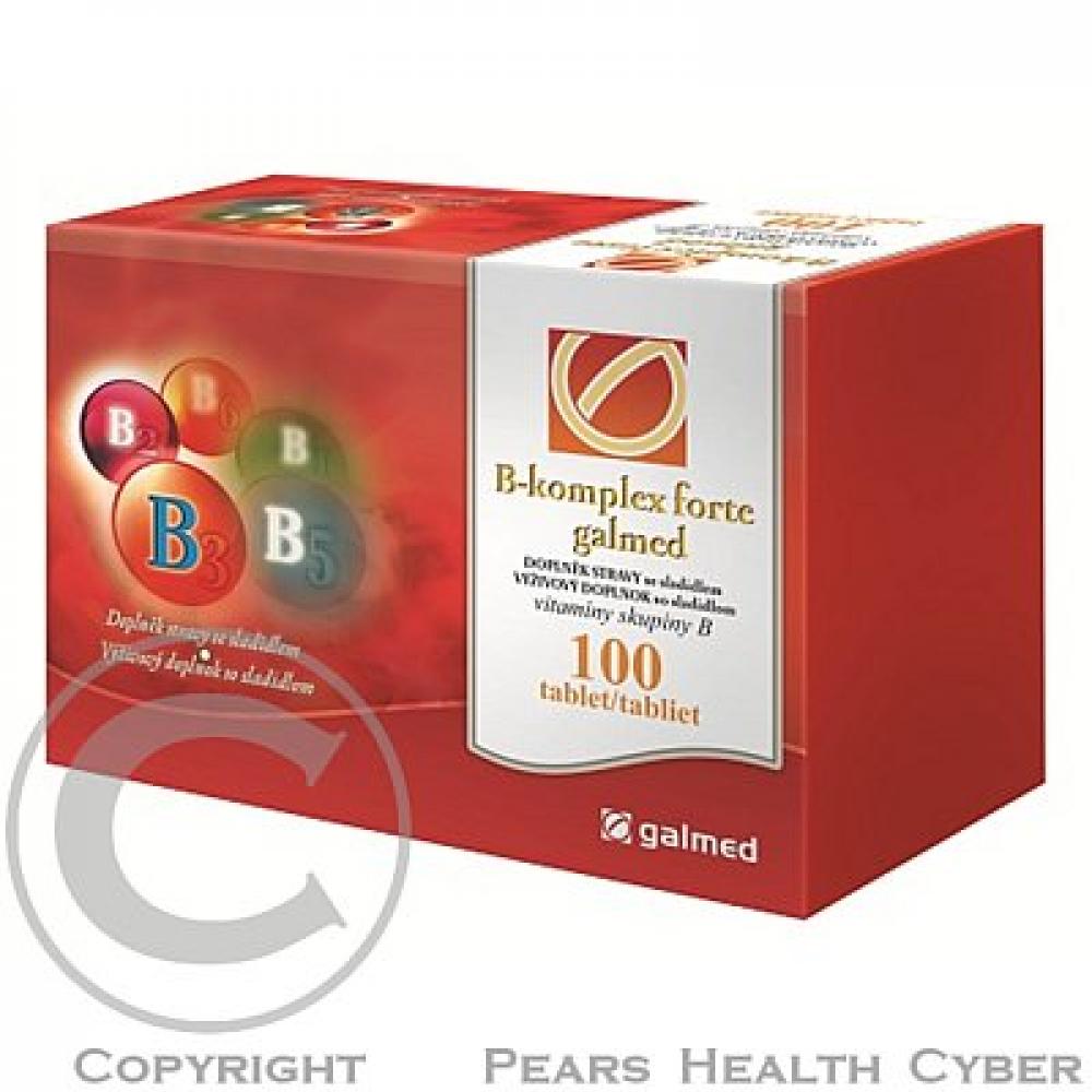 B-komplex forte Galmed tbl 100