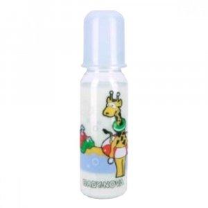 BABY NOVA láhev skleněná s potiskem 250ml 43705