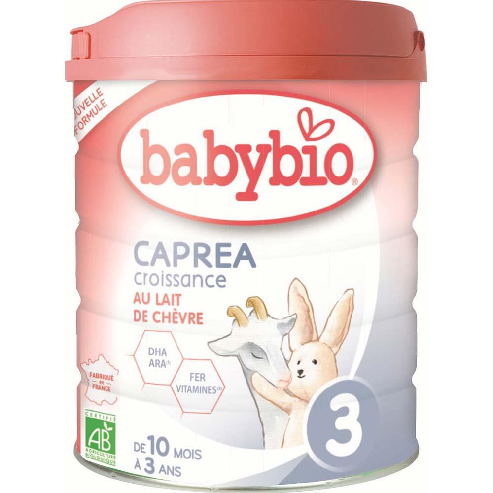 Babybio Caprea 3 kozí kojenecké mléko 800g
