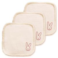 BABYBIO Hygienické žínky z BIO bavlny doplňovací sada 8 kusů